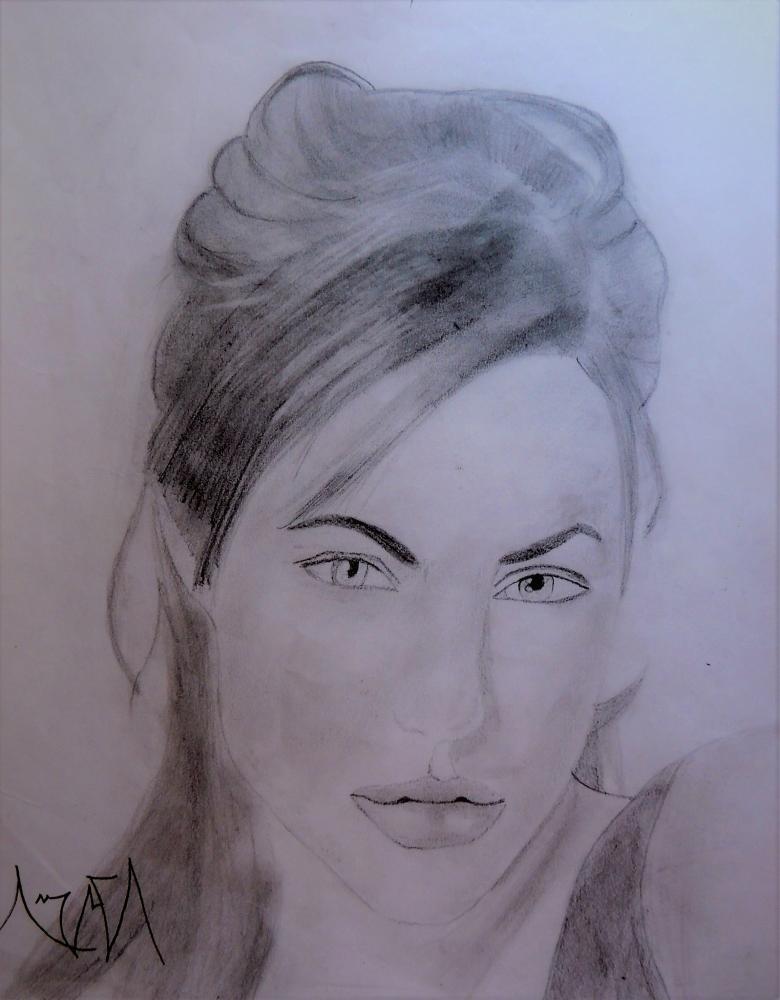 Angelina Jolie por Nereaaj